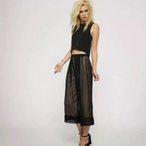 MONICA ROSE for Lovers + Friends Avery Crop Top